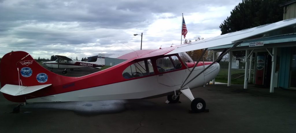 1956 Cessna 172 (Straight Tail) – $80.00 per hr. WET for cash or check payments ($5.00 per hr processing charge for credit card payments)